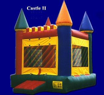 Castle Moonwalk