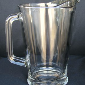 Glass Serving Pitcher