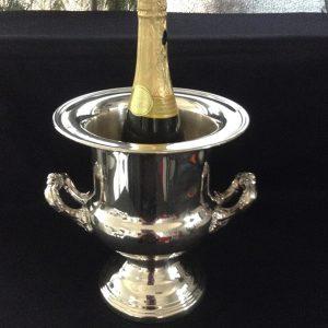 Silver Wine Bucket