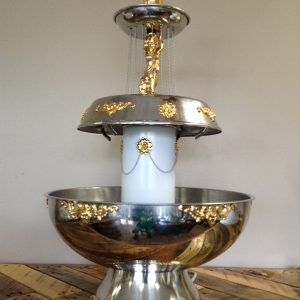 Champagne Fountain